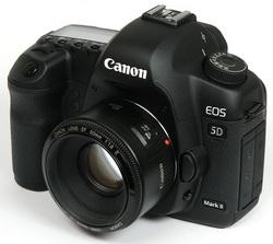 Объектив Canon EF 50mm f/1.8 II