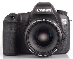 Фотоаппарат Canon EOS 6D