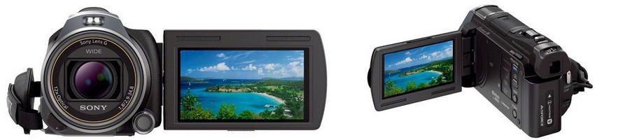Видеокамера Sony HDR-PJ660VE